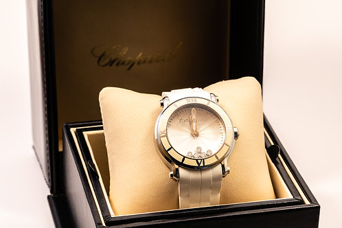 "Chopard ""Happy Sport"" watch"