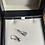 Thumbnail: Chopard Miss Happy White Gold Diamond Earrings 839013-1001