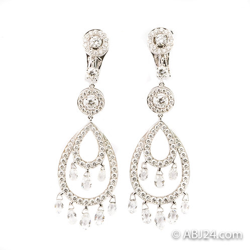 Boucheron Cinna Pampilles Earrings