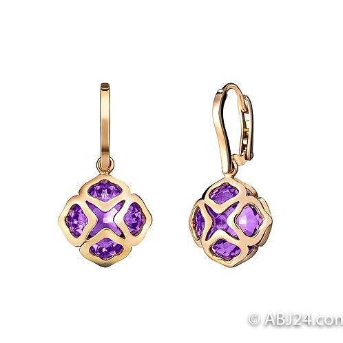 Chopard Imperial Cocktail 839221-5002 earrings