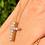 Thumbnail: Tiffany & Co. Cross Pendant Small