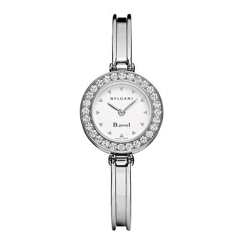 Bvlgari B.zero1 watch with diamonds 22mm