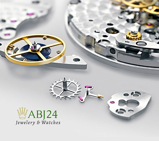 Watch and jewelry service Abj24