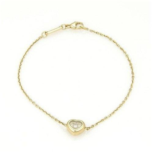Chopard Happy Floating Diamonds Heart Bracelet