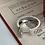 Thumbnail: Cartier Love 18k White Gold Diamonds Earrings M84066