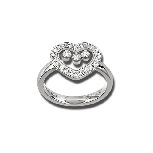Chopard Happy Diamonds ring 82A611-1209