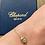 Thumbnail: Chopard Happy Floating Diamonds Heart Bracelet