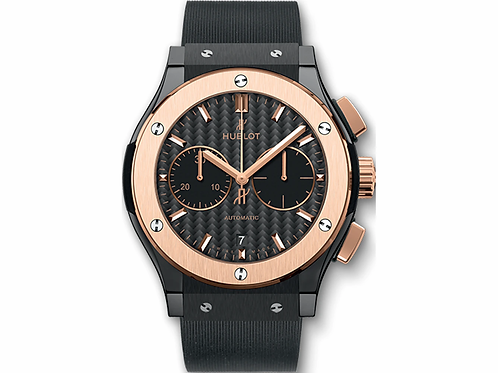 HUBLOT Classic Fusion Ceramic King Gold 521.CO.1781.RX