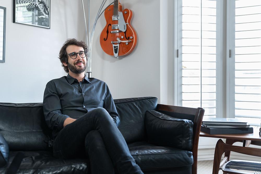Interview Josh Groban
