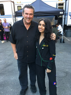 with Alessia Cara