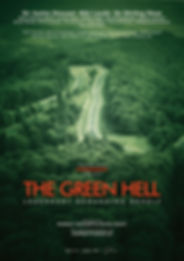 """The Green Hell"" Movie Poster"
