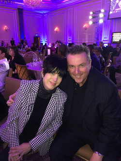 with Diane Waren