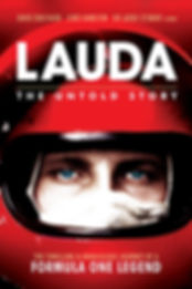 """LAUDA - THE UNTOLD STORY"" Movie Poster"
