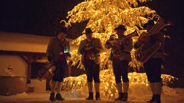 Traditional Austrian Musicians
