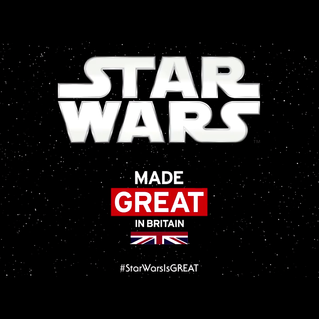 Star Wars - Made Great In Britain