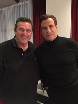 with John Travolta