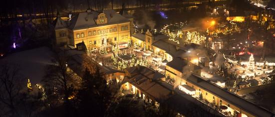 Christmas Market Hellbrunn