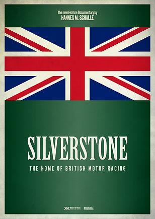 """Silverstone"" Movie Poster"