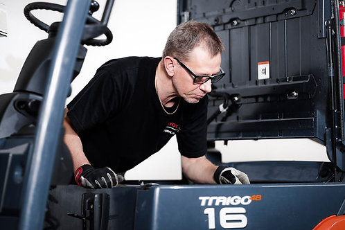 Toyota Forklift Operator Training (Get a Quote)