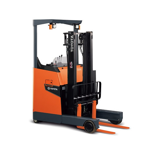 Toyota Stand Up Reach Truck 1000kg to 2000kg (Get a Quote)