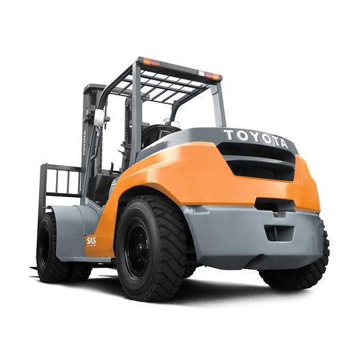 Toyota Diesel Forklift 3500kg to 8000kg (Get a Quote)