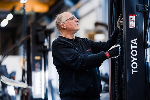Toyota Forklift Periodic Maintenance Service (Get a Quote)