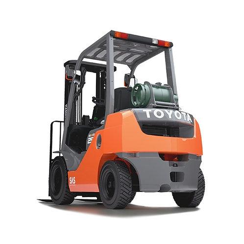 Toyota Gasoline LPG Forklift 1000kg to 3500kg (Get a Quote)