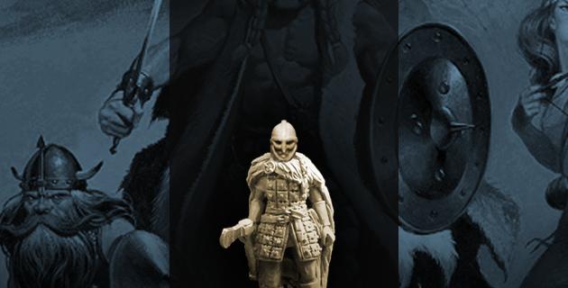 Thorwalian Warrior of Prem