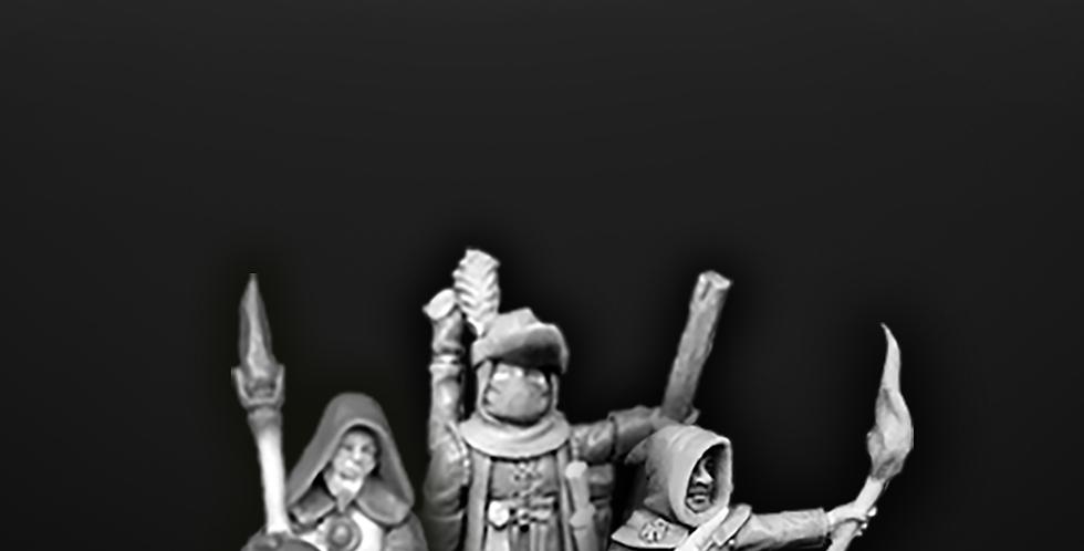 RPG Halflings -  Halfling Adventurers 1