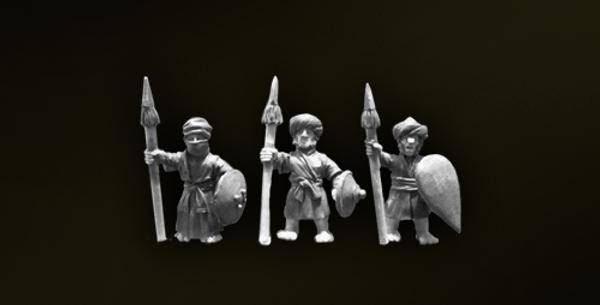 Harabs w/ spears