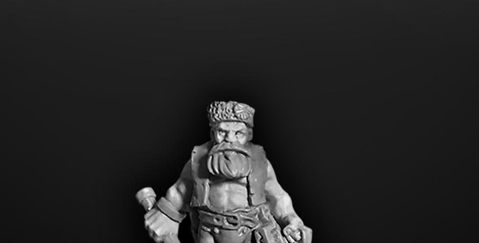 """Male Dwarf Ranger """"Thorgeyr"""""""