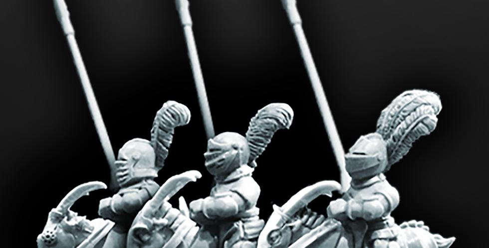Halfknecht Goat Knights