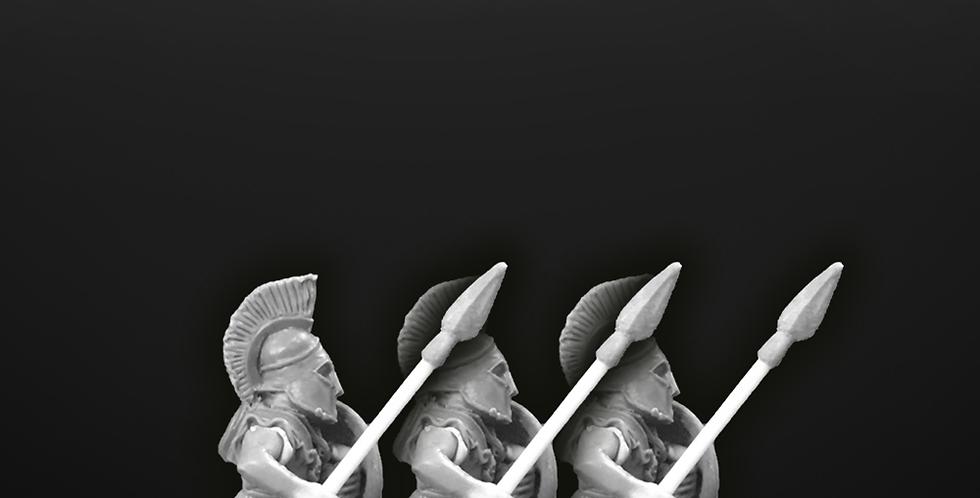 Halfling Hoplites