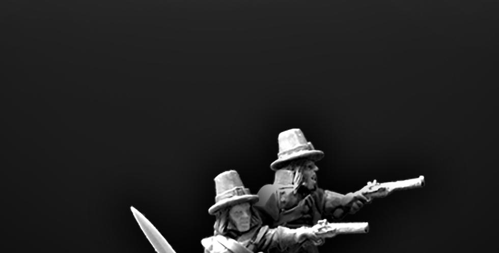 RPG Halflings -  Halfling Witch Hunters