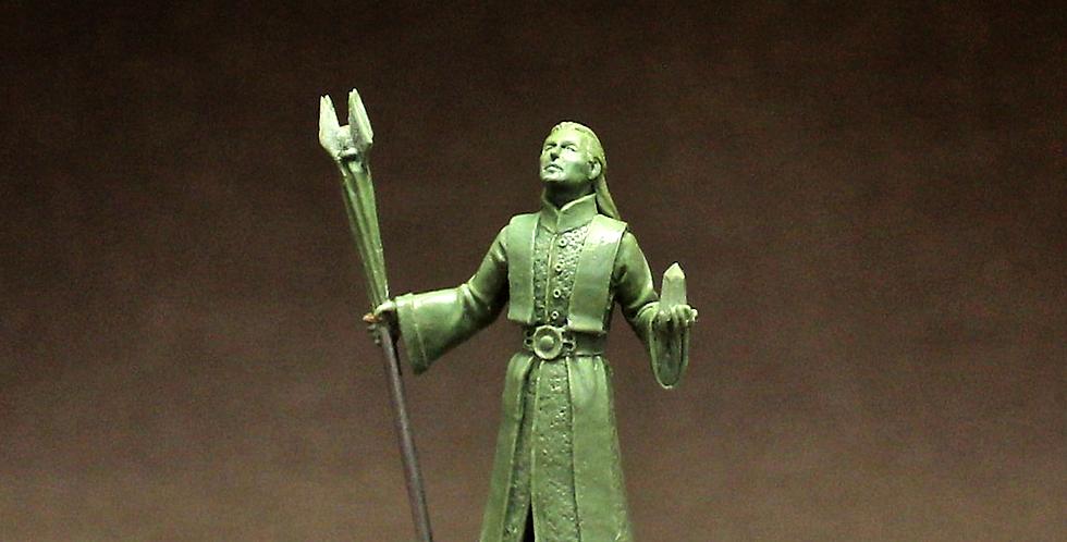 "Male Human Wizard ""Jander"""