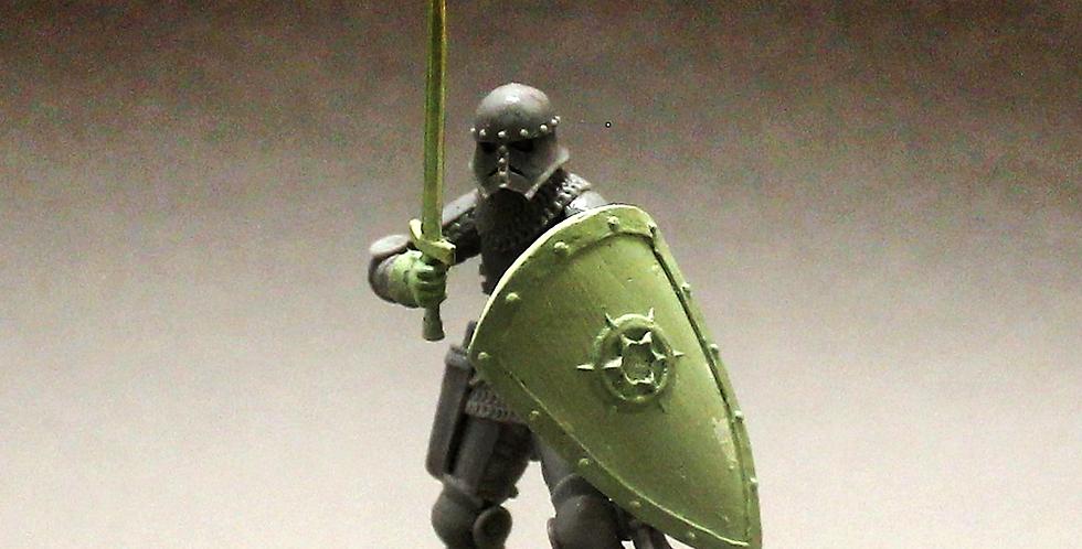 Death Knight Minion Sword and Shield