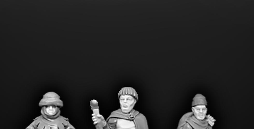RPG Halflings -  Villagers
