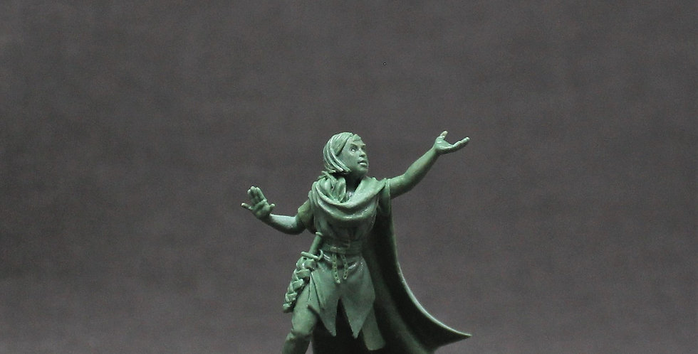 Female Human Pride Wizard