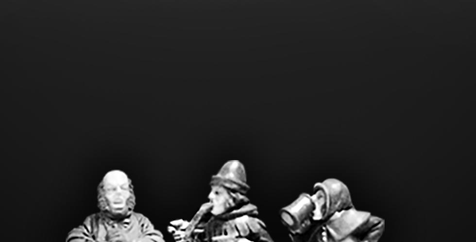 RPG Halflings -  Halfling Pub Folk