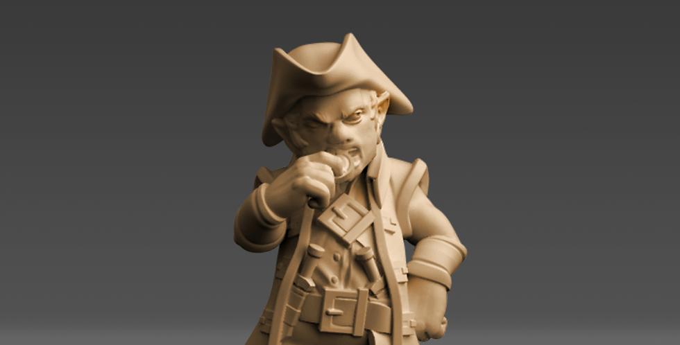 """Halfling Pirate """"LaCheque"""""""