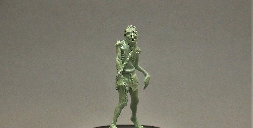 Male Human Zombie Attendant