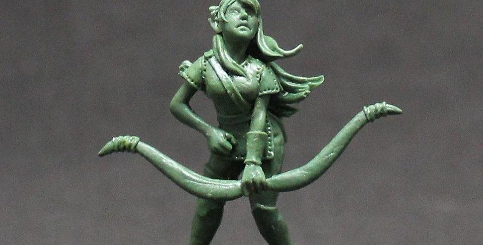 "Female Elf Ranger ""Layariel Wipfelglanz"""