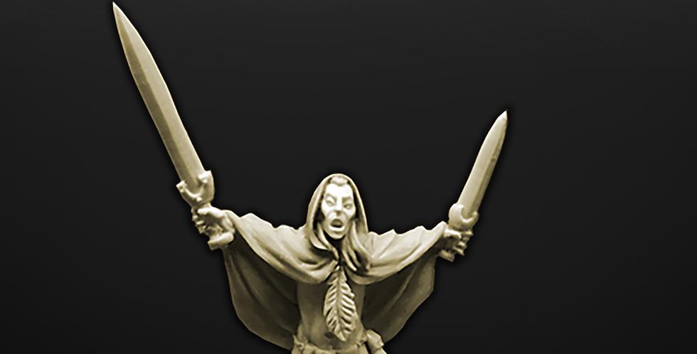 Woad Elves - Champion 1