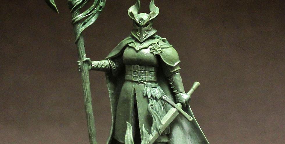 Female Human Death Knight