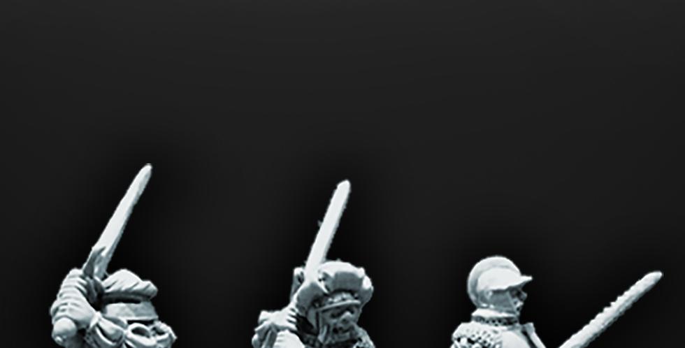 Halfknecht swords