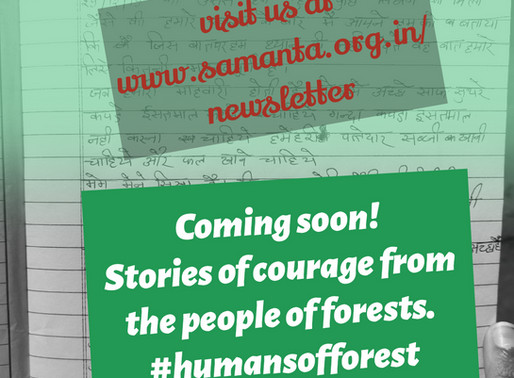 Humans of Forest - II