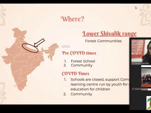 CROSS CULTURAL SHARING - JAPAN & INDIA 2021