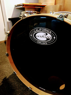 California Custom Drums are here!