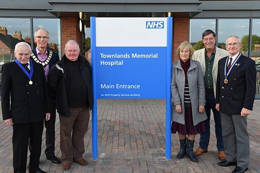 Renaming of Townlands Hospital