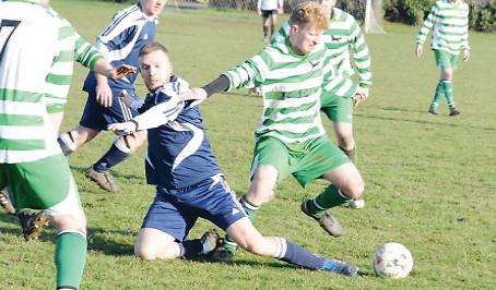 Cheesman nets five goals as Town run riot on travels